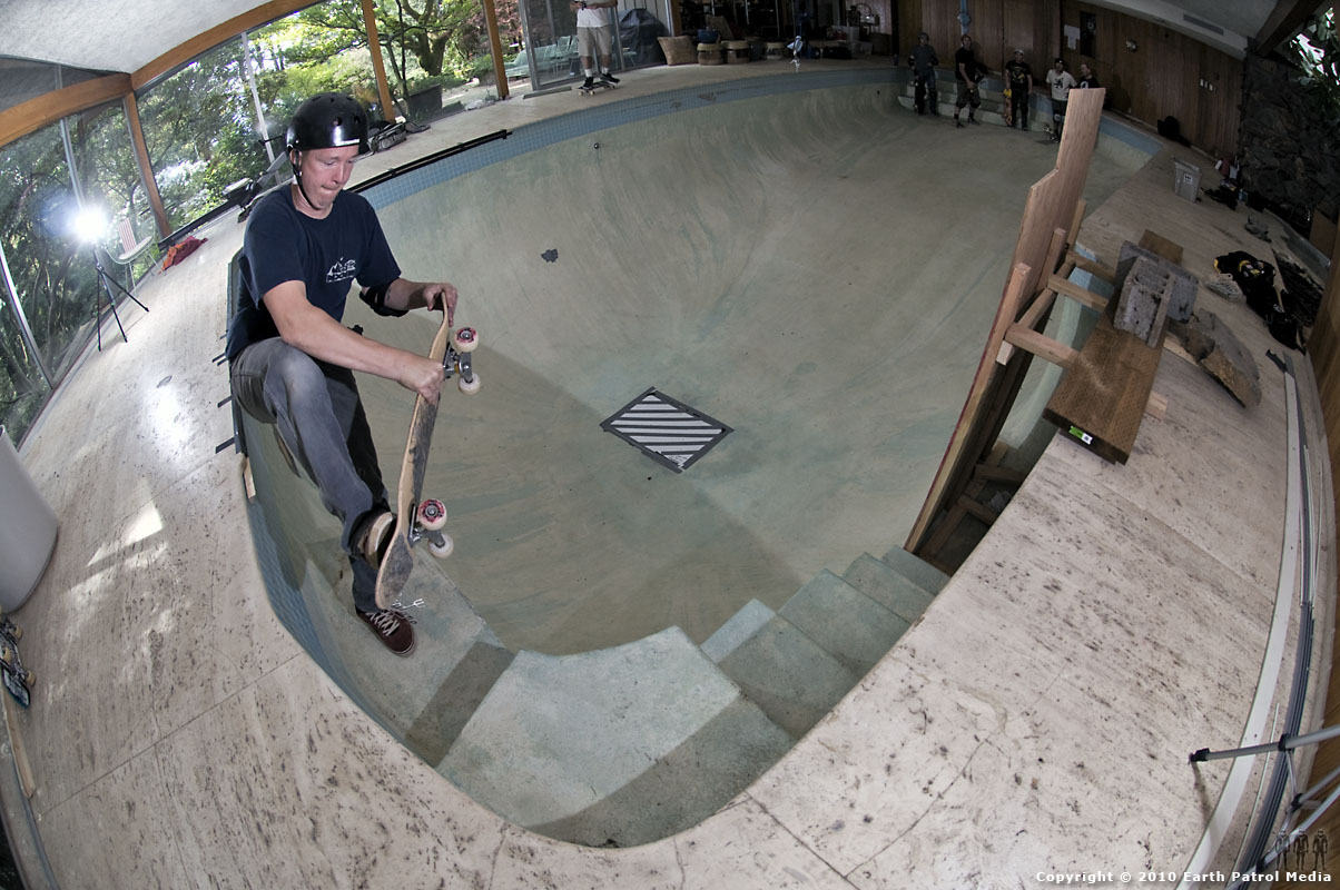 Mike Swim - Boneless Love Seat @ Bamboo Bowl
