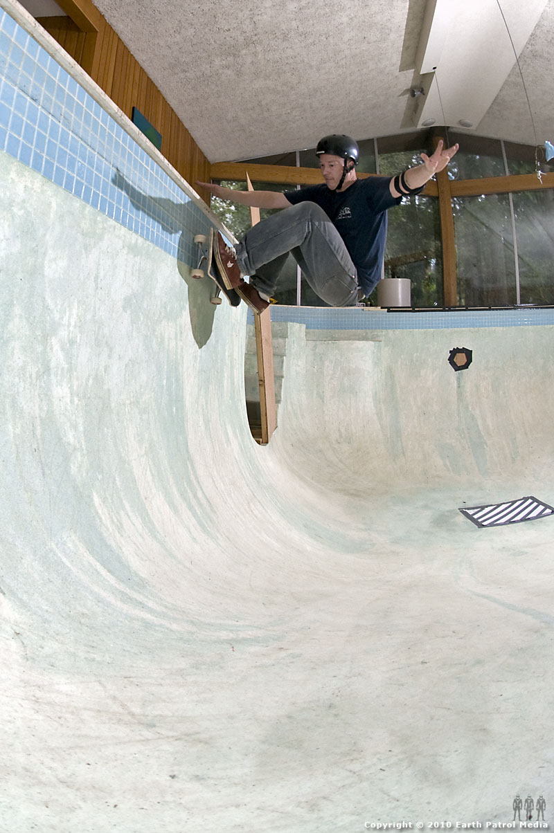 Mike Swim - FS Side Wall @ Bamboo Bowl