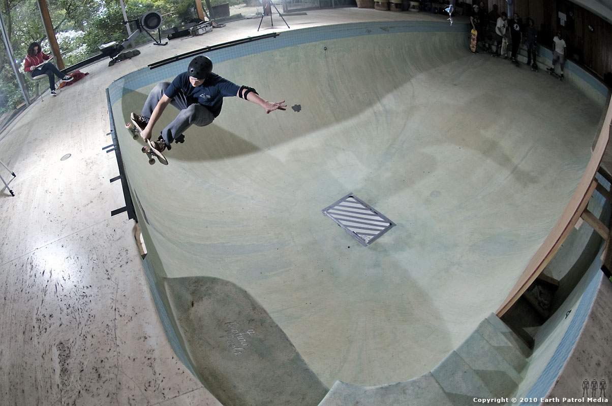Mike Swim - Face Wall Air @ Bamboo Bowl