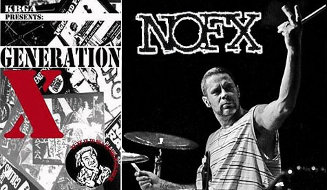 "Randy Katen's Generation X Punk Rock Radio Show - Interviews ""Smelly"" Drummer of NOFX"