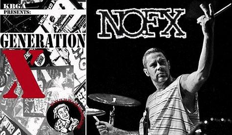 """Randy Katen's Generation X Punk Rock Radio Show - Interviews """"Smelly"""" Drummer of NOFX"""