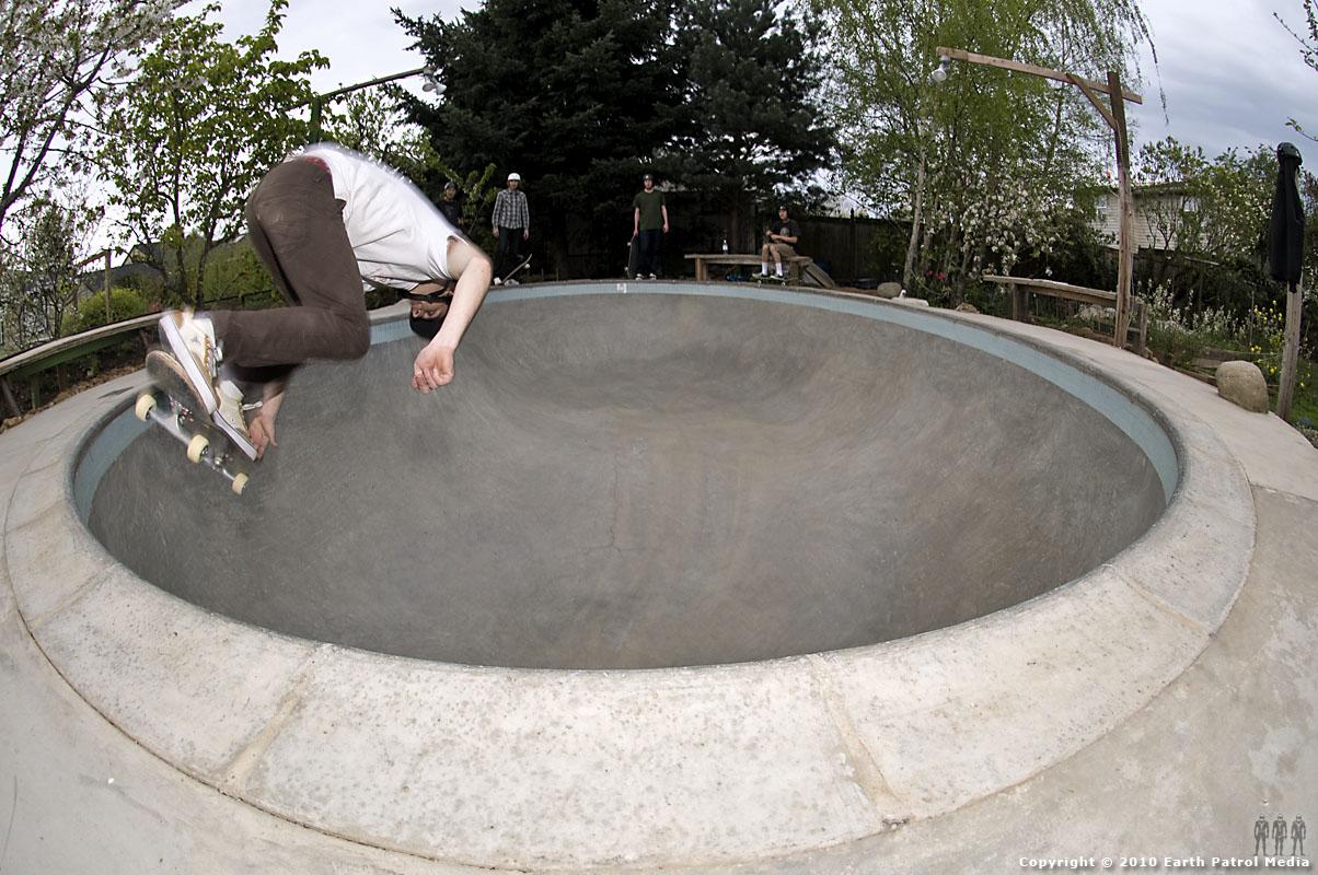 Rocco Caravelli - BS Air @ MC's Bowl
