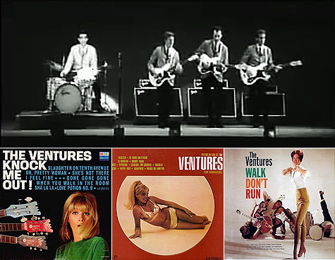 The Ventures Live 1966 on Earth Patrol