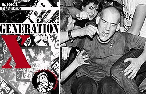 Ian MacKaye on Generation X Punk Rock Radio
