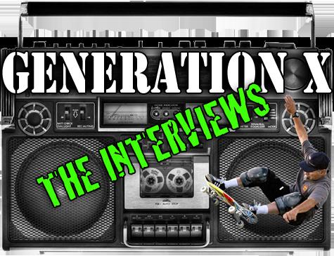 Earth Patrol Presents Randy Katen's Generation X on KBGA FM