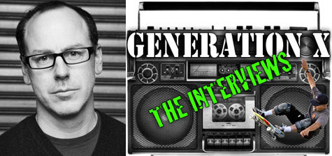 Greg Graffin Interview on Randy Katen's Generation X