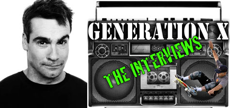 Henry Rollins Interview on Randy Katen's Generation X