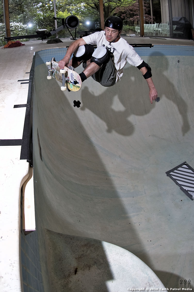 Mark Conahan - FS Air with Love Seat @ Bamboo Bowl