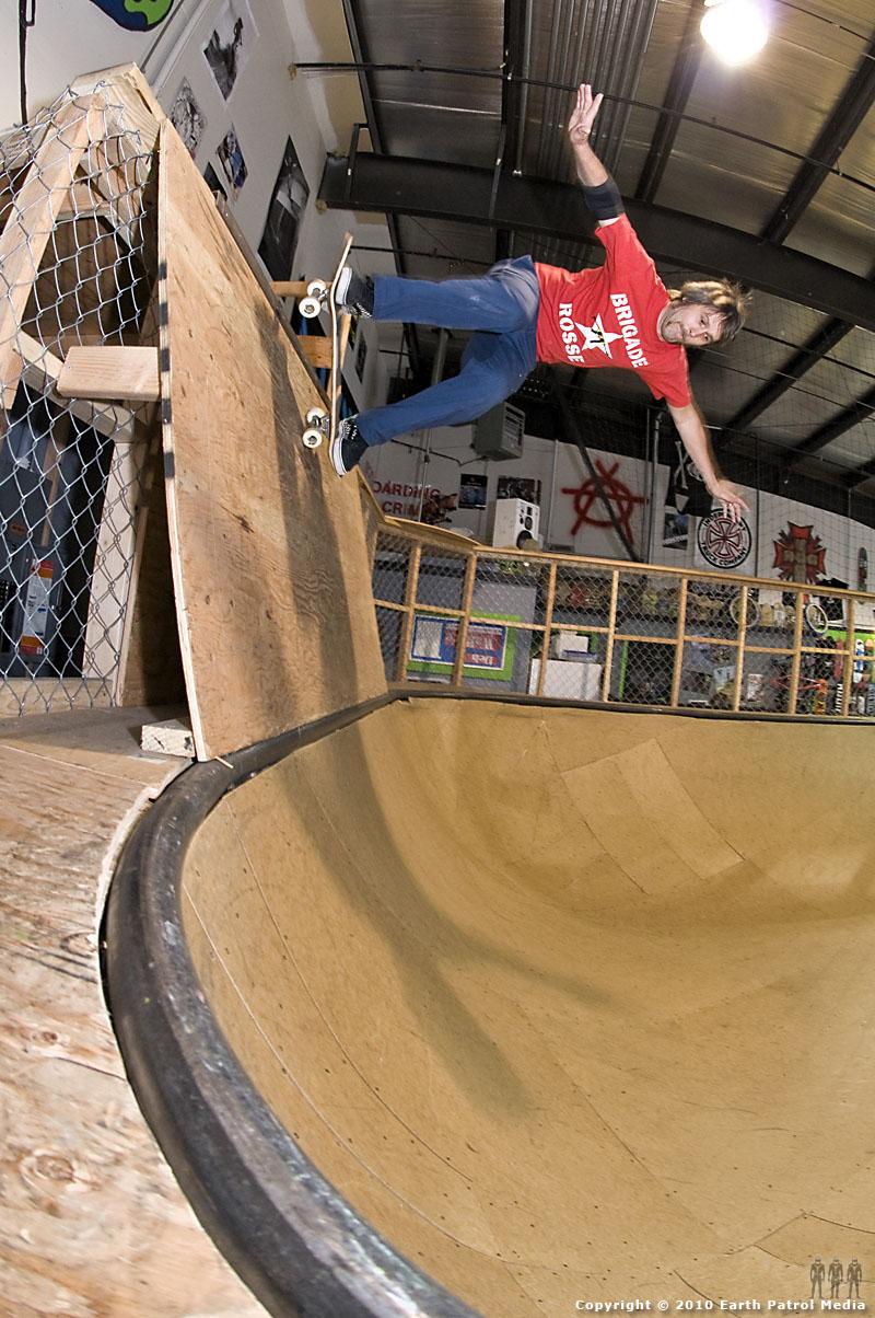 Randy - BS Kick Extension @ Toxic Skates