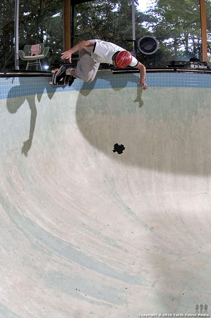Randy Gawlik - Corner Grind @ Bamboo Bowl