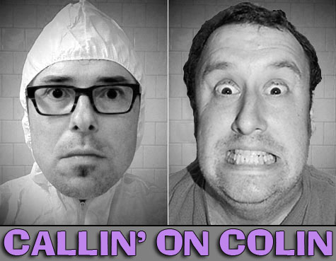 Colin Interviews Rich - Callin' on Colin