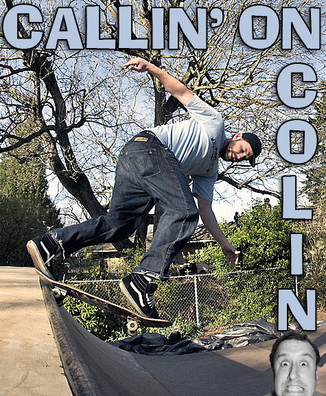 Brian Rensberry on Callin' on Colin PDX FM