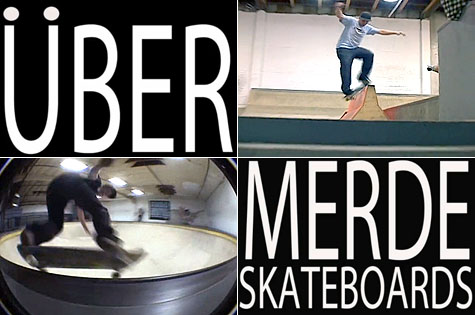 UBER - Merde Skateboards