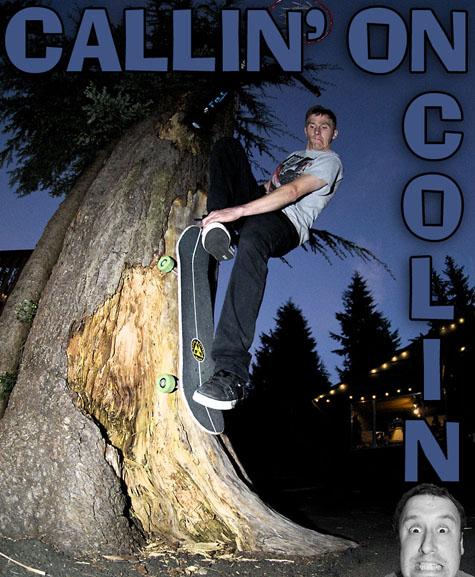 Tim Eberly on Callin' on Colin