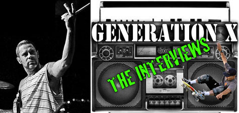 "Erik ""Smelly"" Sandin Interview on Randy Katen's Generation X"