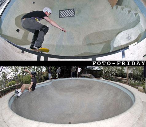 Foto-Friday on Earth Patrol: Bamboo Bowl and MC's Bowl