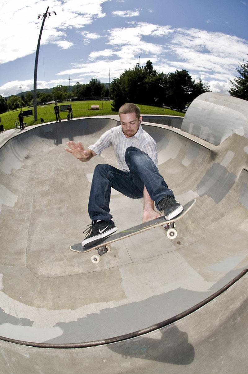 Shane Bell - Stalefish @ Pier Park