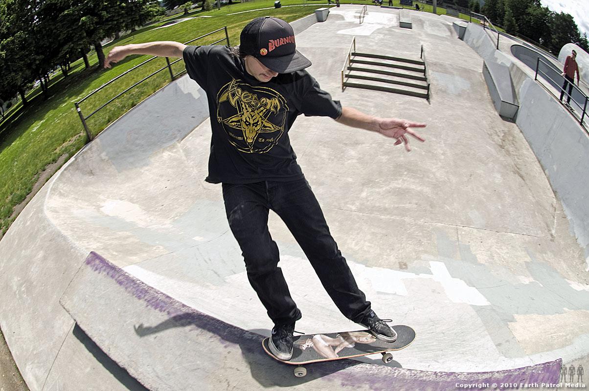 Xavier Pinard - FS Smith @ Pier Park