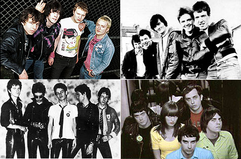 Exploding Hearts, Busy Signals, The Boys and Undertones on Earth Patrol