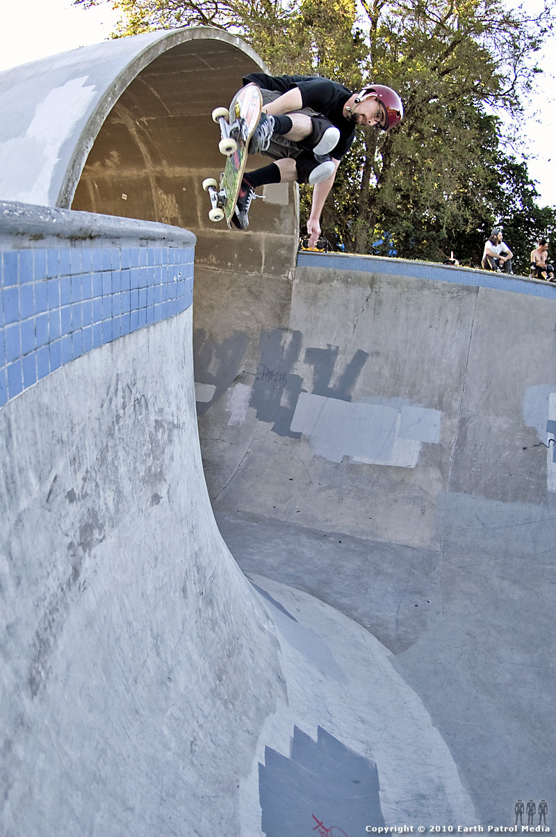 Shawn Reinert - BS Hip Air @ Pier Park