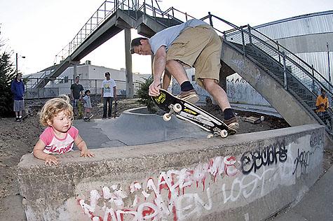 Brooklyn Street Skate Spot on Earth Patrol