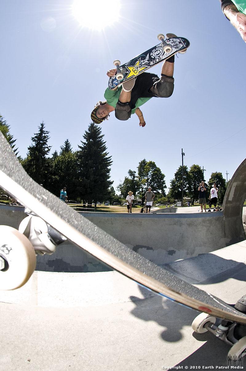 Bucky Lasek - BS Air @ Pier Park