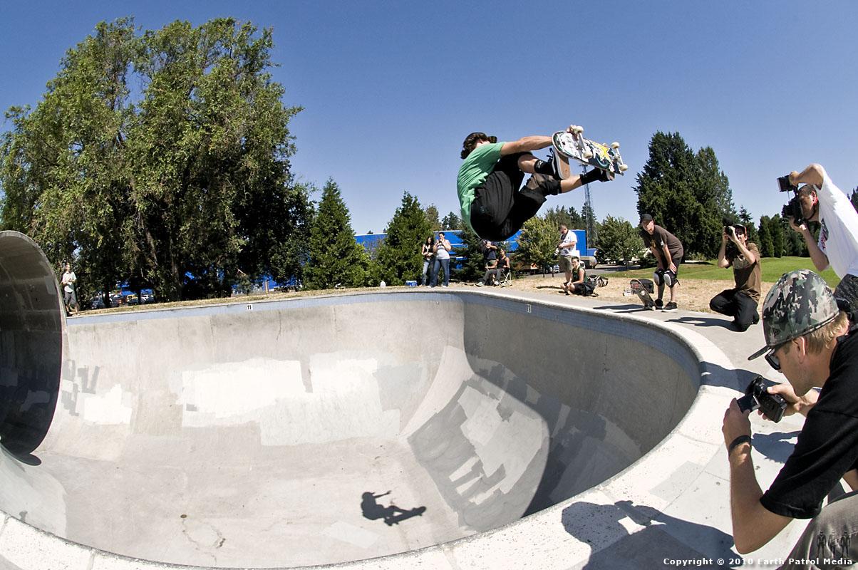 Bucky Lasek - FS Air @ Pier Park