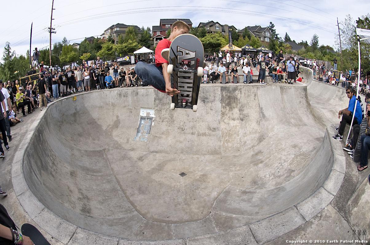 Greyson Fletcher - Boned FS Air @ West Linn
