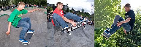 Greyson Fletcher @ 2010 Oregon Trifecta