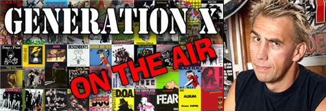 Joey Shithead on Randy Katen's Generation X
