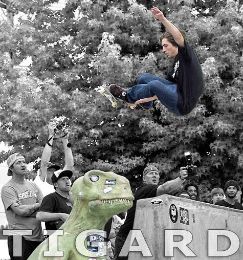 Oregon Trifecta 2010 - Tigard stop