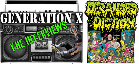 Deranged Diction Interview on Randy Katen's Generation X