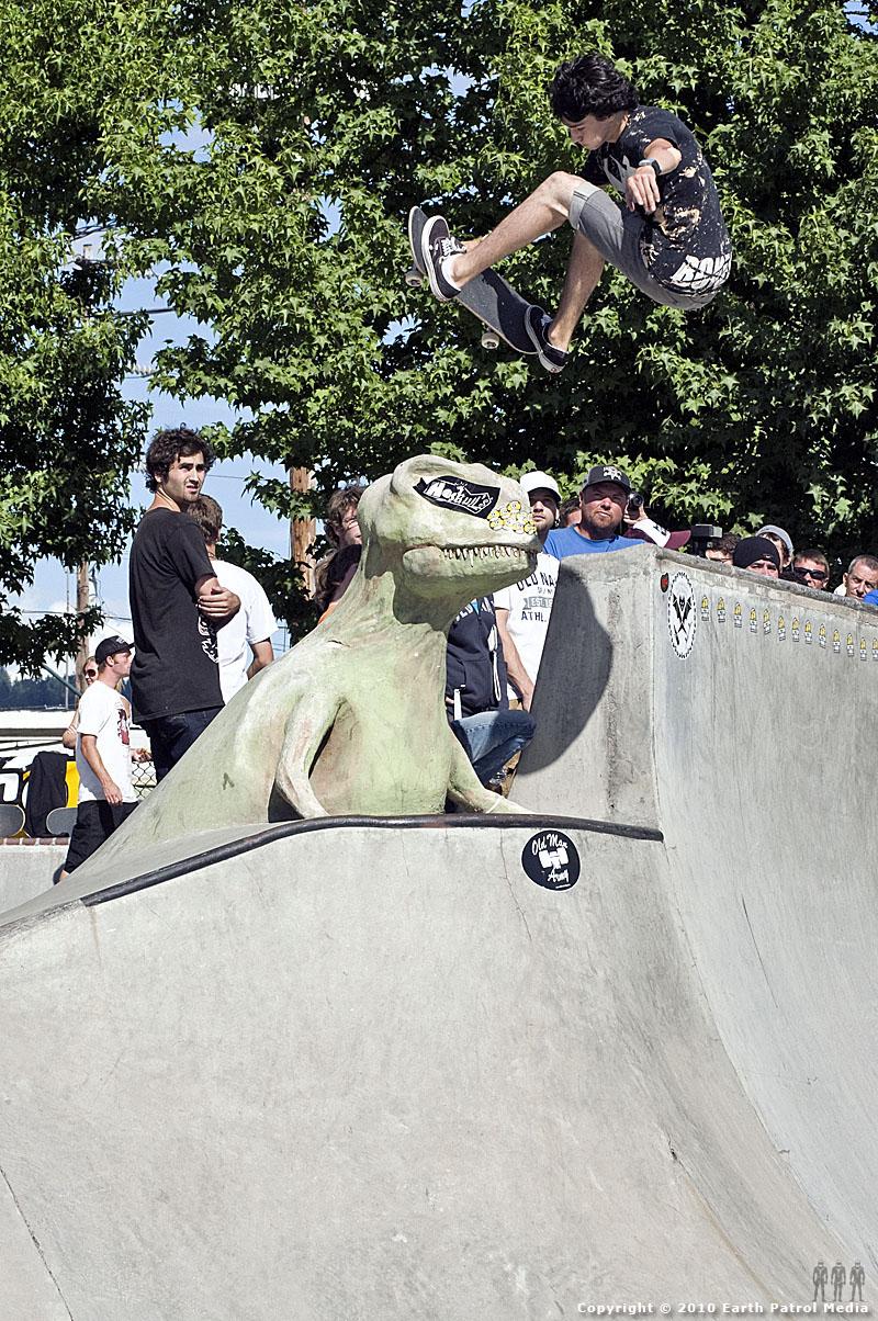 Michael O'Friel - FS Air Dino @ Tigard