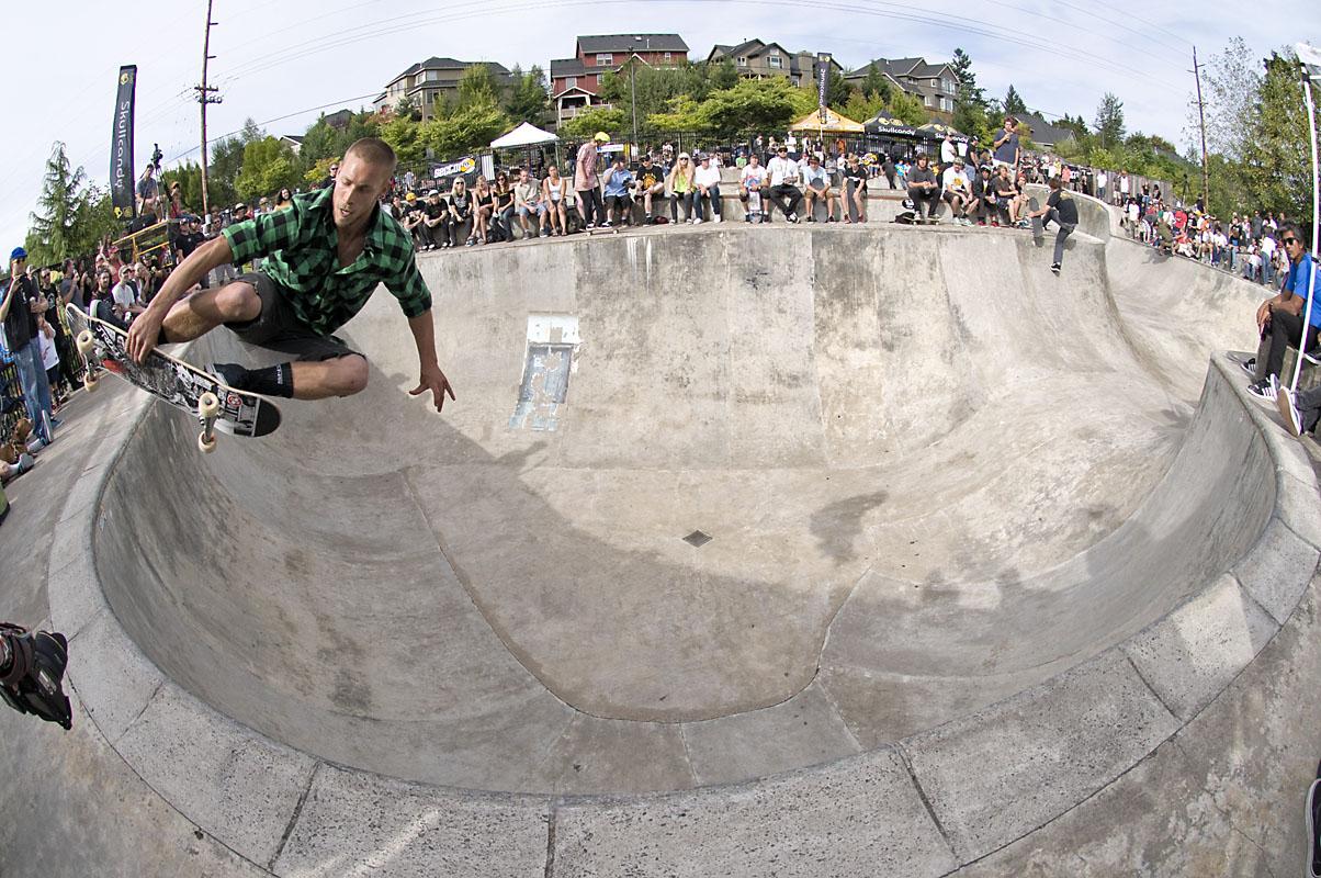 RJ Barbaro - FS Air through Pocket @ West Linn