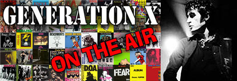 Sonny Vincent on Randy Katen's Generation X