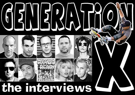 Randy Katen's Generation X - The Inteviews on Earth Patrol