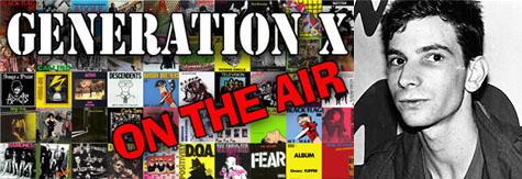 Greg Hetson on Randy Katen's Generation X
