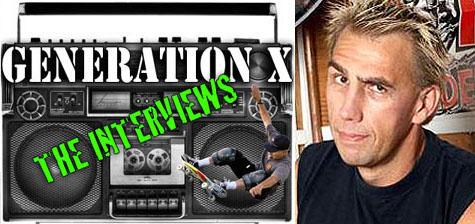 Joey Shithead Interview on Randy Katen's Generation X