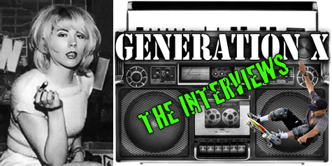 Siobhan Duvall Interview on Randy Katen's Generation X