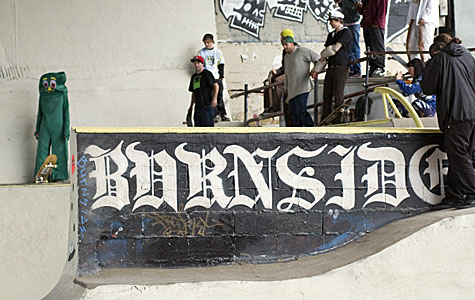 Burnside 20 Year Anniversary Video by Keith Cote