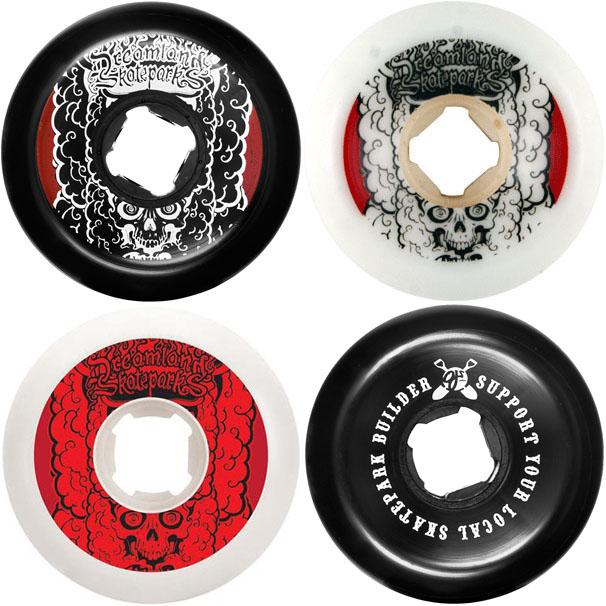 Dreamland Skatepark Wheels by OJ