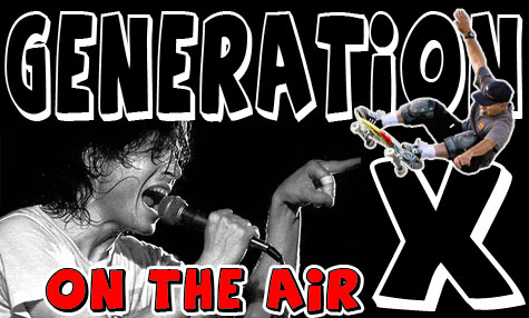 Keith Morris on Randy Katen's Generation X