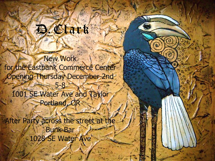 NEW WORK Art Show by Dee Clark