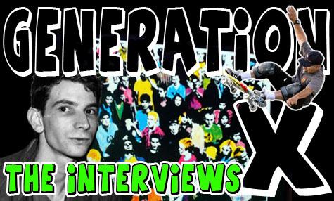 Greg Heston Interview on Randy Katen's Generation X