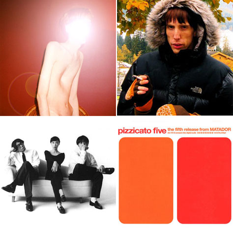 Atlas Sound and Pizzicato Five on Earth Patrol