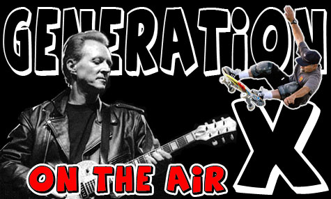 Billy Zoom on Randy Katen's Generation X