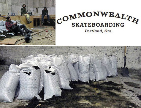 Commwealth Skateboarding - Undercover Concrete