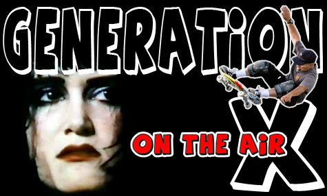 Exene Cervenka on Randy Katen's Generation X