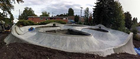 River City Skatepark - Seattle, Washington