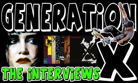 Exene Cervenka Interview on Randy Katen's Generation X